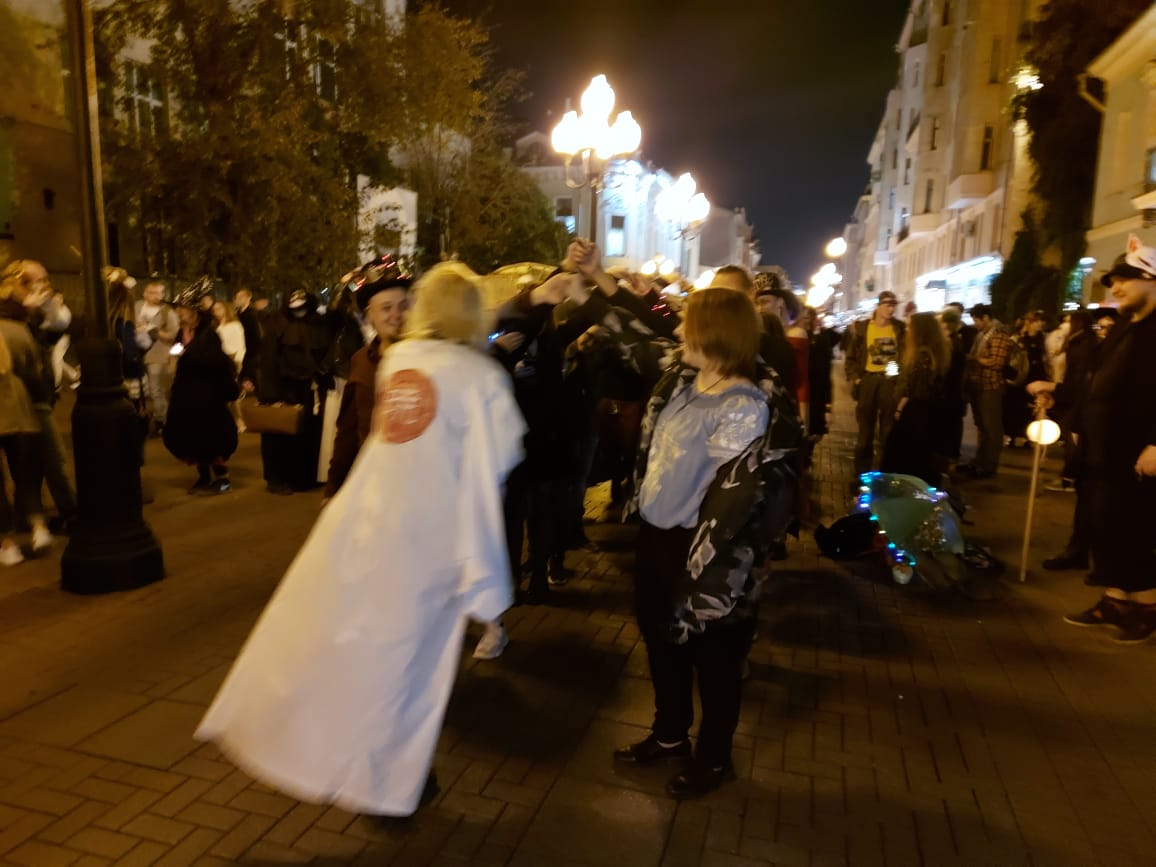 Fairy Night 2020 на Арбате